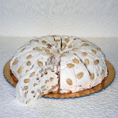 Gâteau de Nougat Amandes