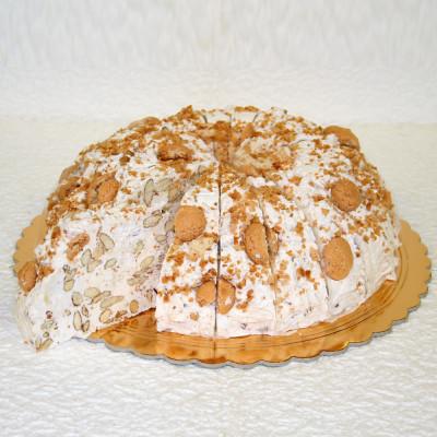 Gâteau de Nougat Amaretto