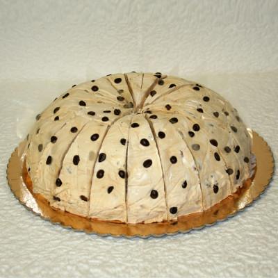 Gâteau de Nougat Café