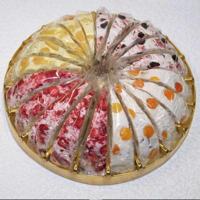 Gâteau de Nougat Panaché