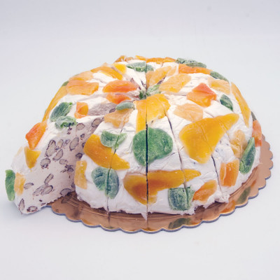Gâteau de Nougat Fruits...