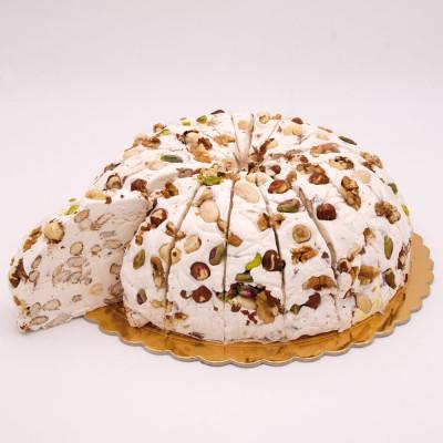 Gâteau de Nougat Fruits secs