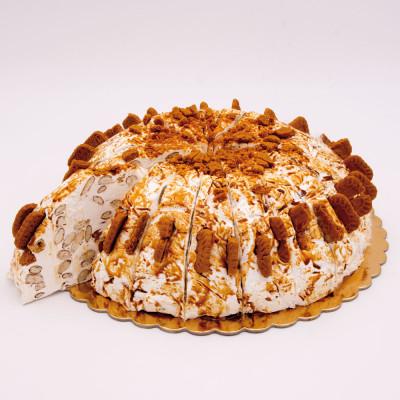 Gâteau de Nougat Spéculoos