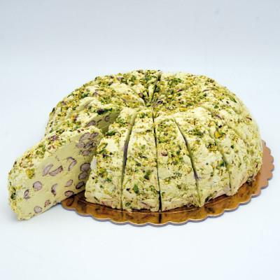 Gâteau de Nougat Pistache