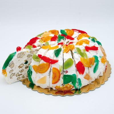 Gâteau de Nougat Fruits...