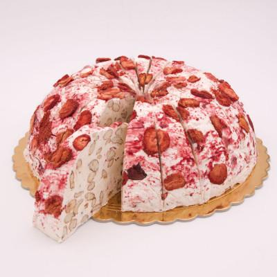 Gâteau de Nougat Fraise