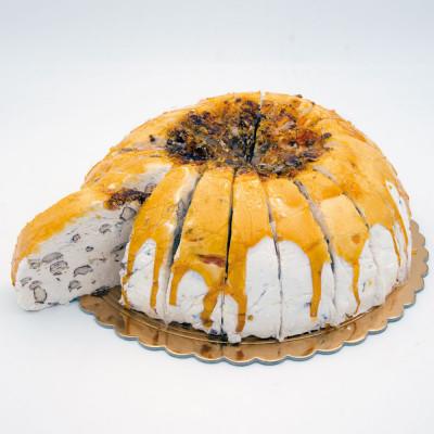 Gâteau de Nougat Crème brulée