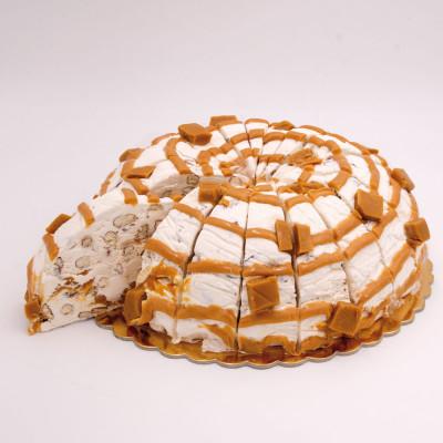 Gâteau de Nougat Caramel...