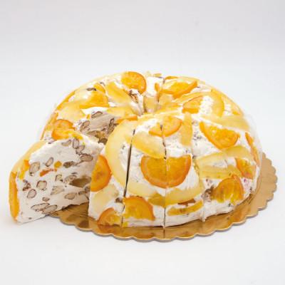 Gâteau de Nougat Agrumes